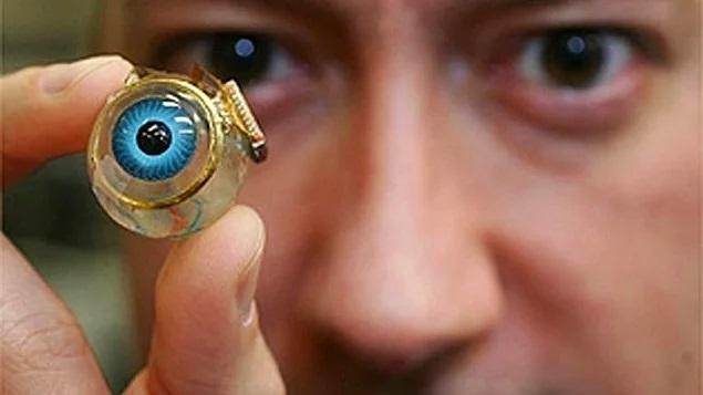 Görme engelliler için biyonik göz