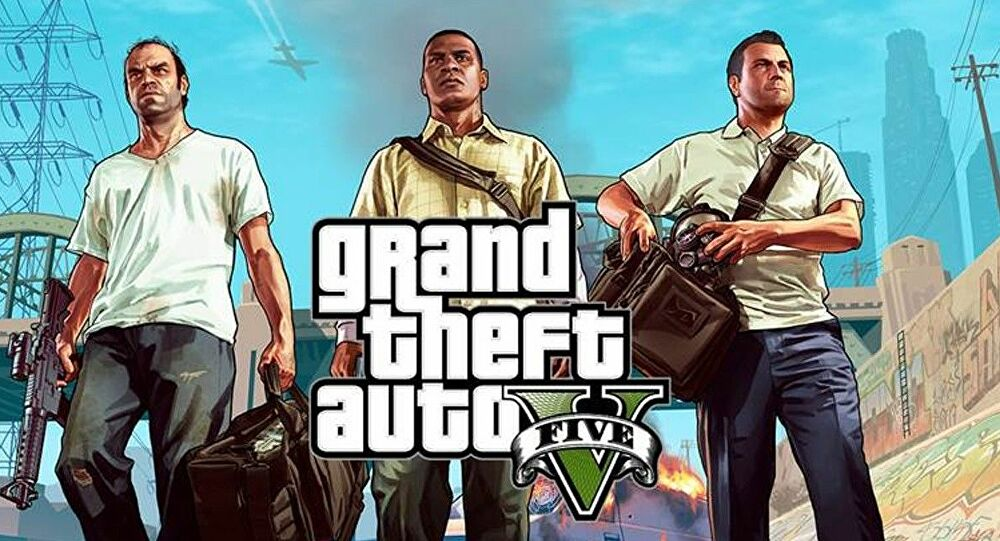 grand theft auto beş gta5 oyna