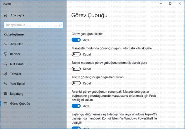 windows 10,peek,nedir