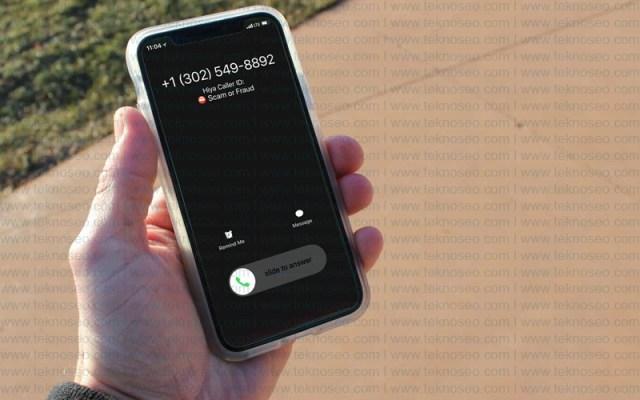 iphone,bilinmeyen numaralar,sessize alma