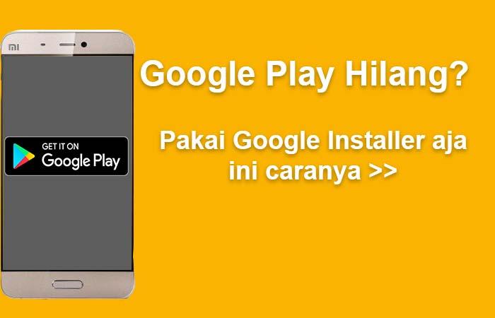 Instal Google Play di Xiaomi Dengan Mudah 100% Work