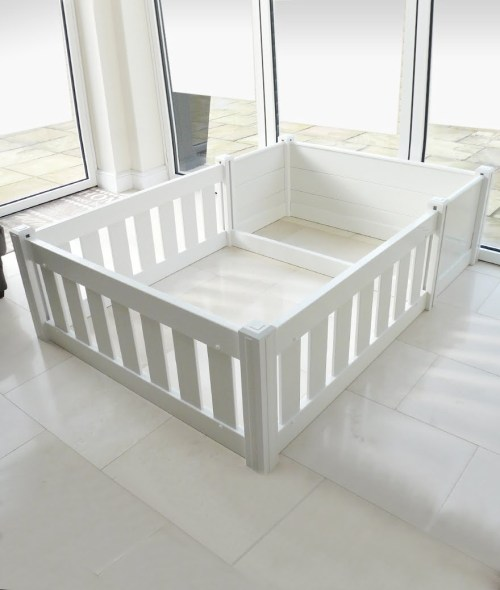 Tekplas Puppy Playpen Sleeping Pen Area