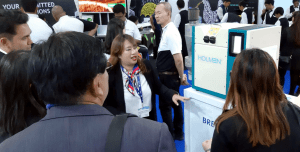 Show News: Holmen NHP200 exhibited at VIV Asia Show