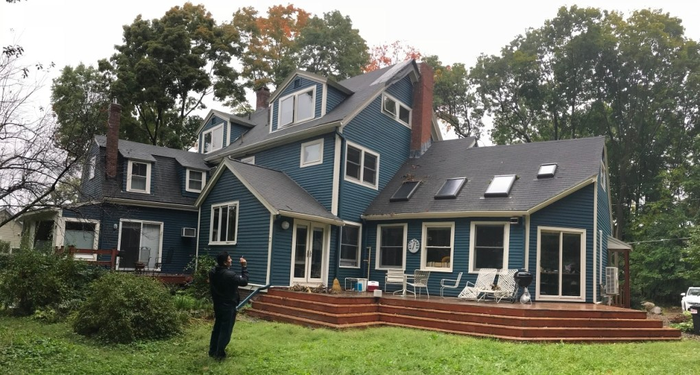 Fall is the Best Time for Roofing Work