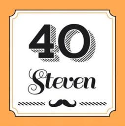 Gefeliciteerd 40 jaar