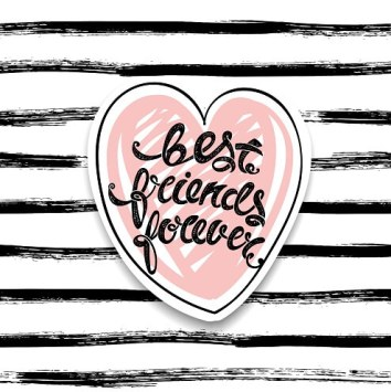 Quote over vriendschap