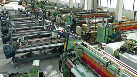Italian textile machinery orders on the rise