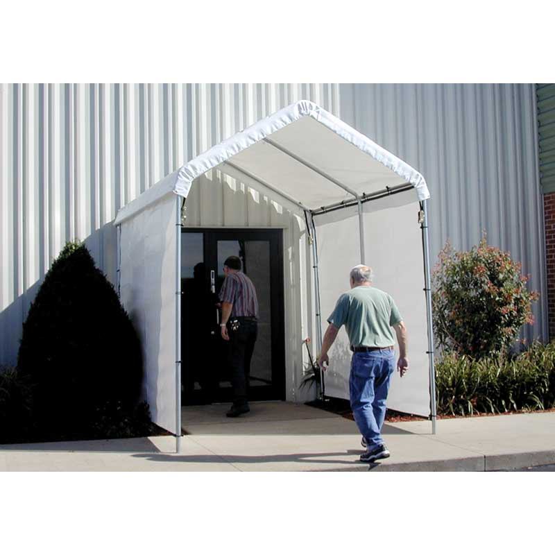 WeatherShield Covered WalkwayConnect A Building 8W
