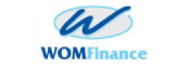 logo wom finance