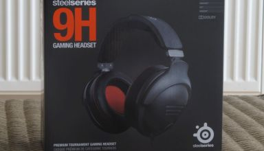 SteelSeries 9H Review