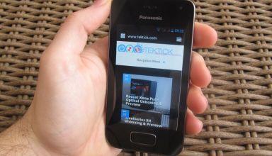 Panasonic KX-PRX150 Review