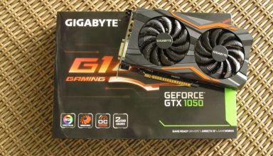 Gigabyte GTX 1050 G1 Review