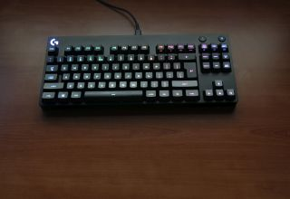 Logitech G Pro Tenkeyless Gaming Keyboard Review