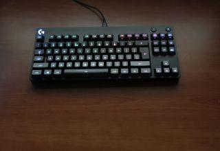 Logitech G Pro Tenkeyless Gaming Keyboard Review