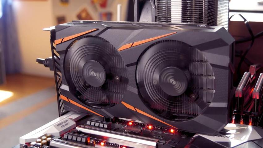 Gigabyte RX 550 Gaming