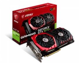 MSI GTX 1070 Ti Gaming price