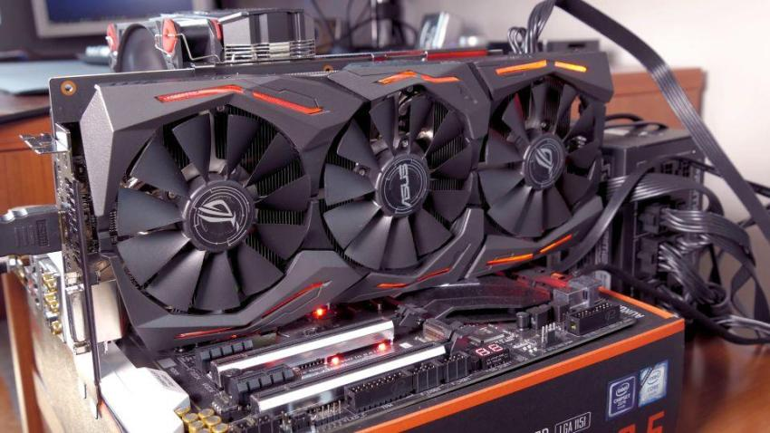 RX 580 Strix Review