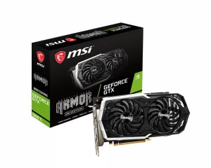 msi gtx 1660 ti armor oc review