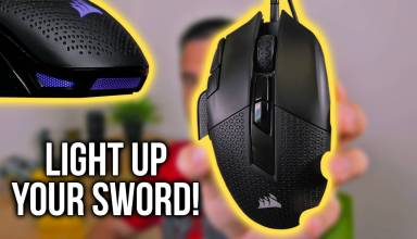 Corsair Nightsword RGG review