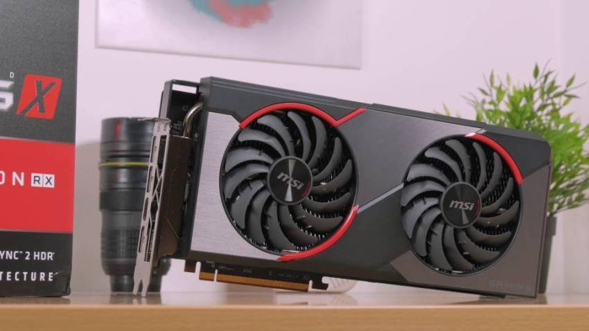 MSI RX 5700 Gaming X Review