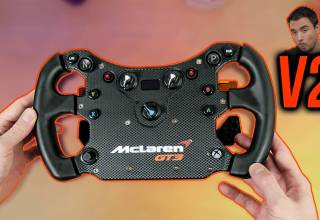 Fanatec McLaren GT3 V3 review