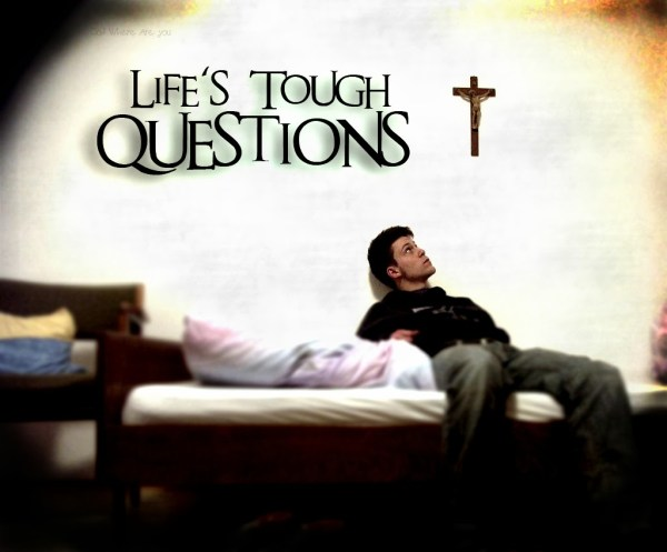 Asking tough questions – Tomorrow's reading reflection ...