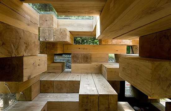 sou3 Top 5 The Most Amazing Wooden House
