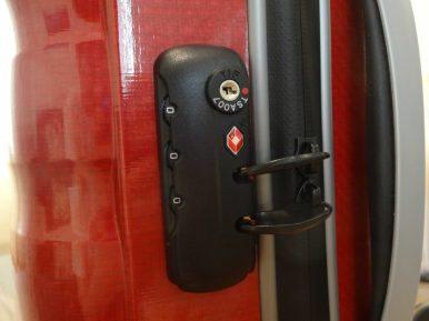 Samsonite Firelite Carry-On TSA Lock