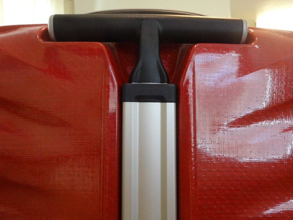 Samsonite Firelite Carry-On Handle
