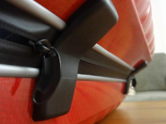 Samsonite Firelite Carry-On Hinge