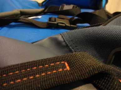 Timbuk2 Wingman Materials