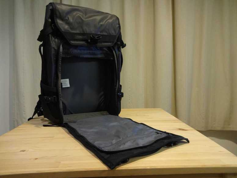 d73b865916 Timbuk2 Aviator Convertible Travel Backpack Review – Tekuben Luggage ...