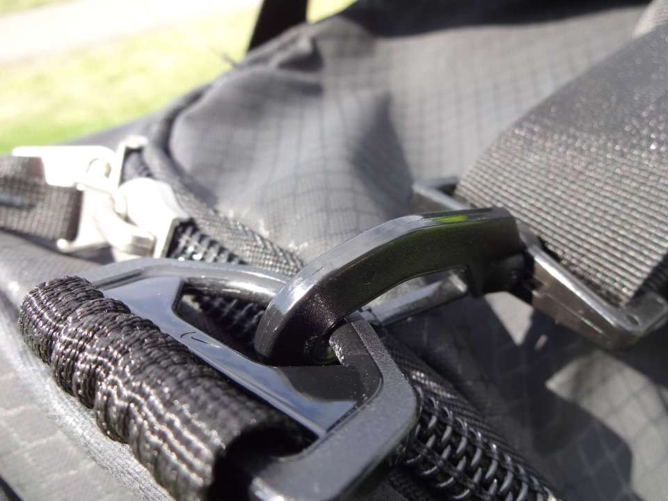 Nike Max Air Vapor Duffel Strap Hinge