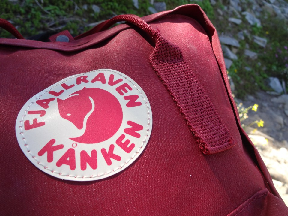 Fjallraven Kanken Laptop 15 - Ox Red