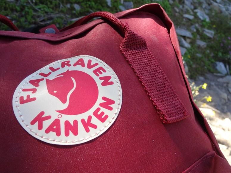Fjallraven Kanken Laptop 15 - Ox Red