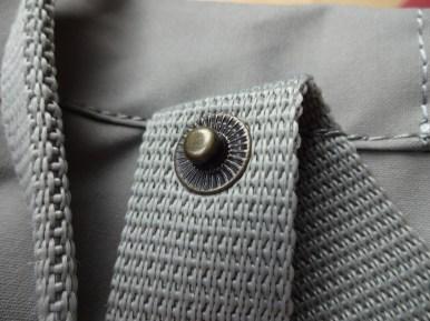 Fjallraven Kanken Classic Strap Button