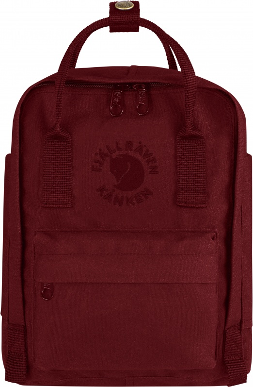 Fjällräven Re-Kånken Mini - Ox Red