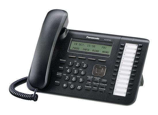 Panasonic kxnt543