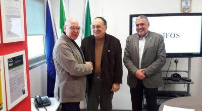 Siglato a Brescia l'accordo di collaborazione TELA/AiFOS