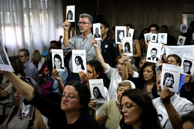 Juicio de lesa humanidad en Mendoza, donde surgieron los crímenes del sacerdote que está en Italia.
