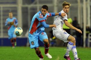 Vélez igualó con Arsenal en Liniers