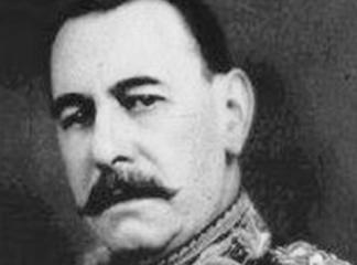 El general José Félix Uriburu.