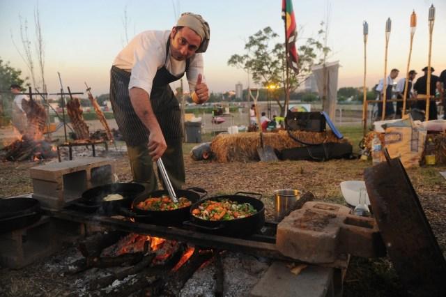 En 2013 se inauguró el Festival Raíz, una gigantesca feria que reunía a productores, cocineros y restaurantes.