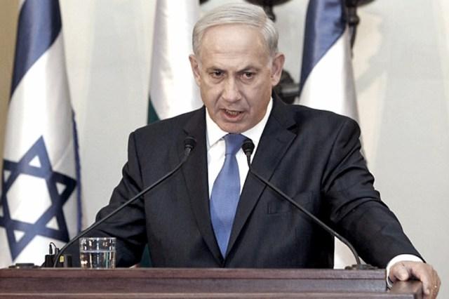 El secretario de Defensa de Estados Unidos mantuvo conversaciones con el primer ministro Benjamin Netanyahu, mientras se producía el apagón.