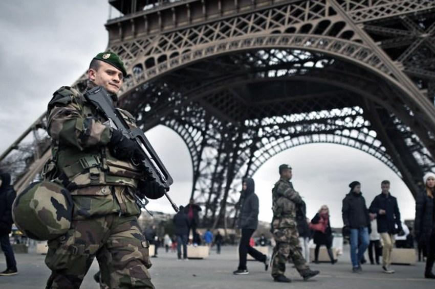 La alerta terrorista en Francia está en su máximo nivel