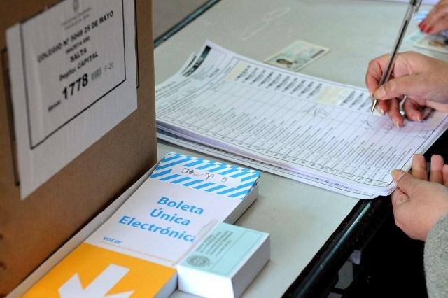 Salta irá a las urnas el 4 de julio, según un decreto del gobernador Gustavo Sáenz.