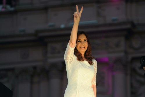 """Cristina: """"Lo más grande que le he dado al pueblo es el empoderamiento popular"""""""