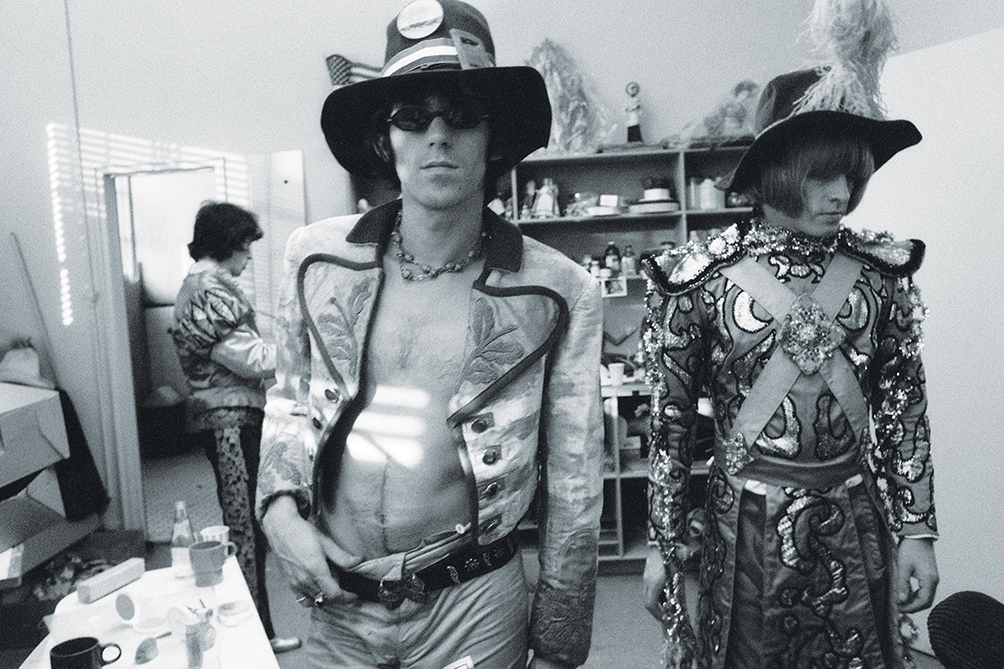 Tras Keith Richards -que sigue vivo y parece inmortal- Brian Jones: el fundacional por excelencia del Club 27.