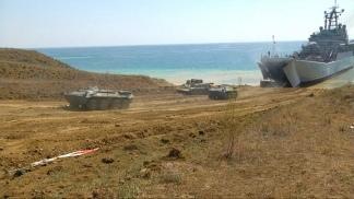 La península de Crimea es uno de los puntos de la disputa.