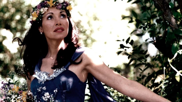 """La verdadera Gilda, que segùn sus fans,y como Gardel, cada día canta mejor. Así se la ve en la tapa del disco """"Corazón Valiente""""."""